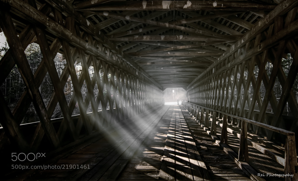 Photograph Stone Mountain Bridge by Terry Nelson on 500px
