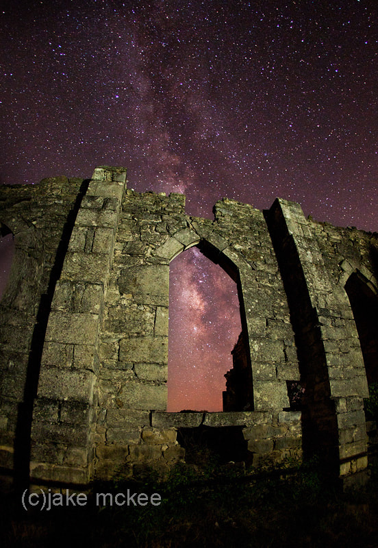 Photograph St Dominic Ruins by Jake  McKee on 500px