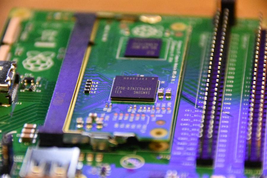 Raspberry Pi Compute Module by Simon Waldherr on 500px.com