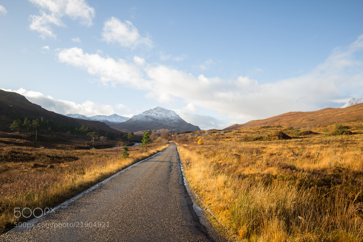Photograph To the mountain  by Dan James on 500px