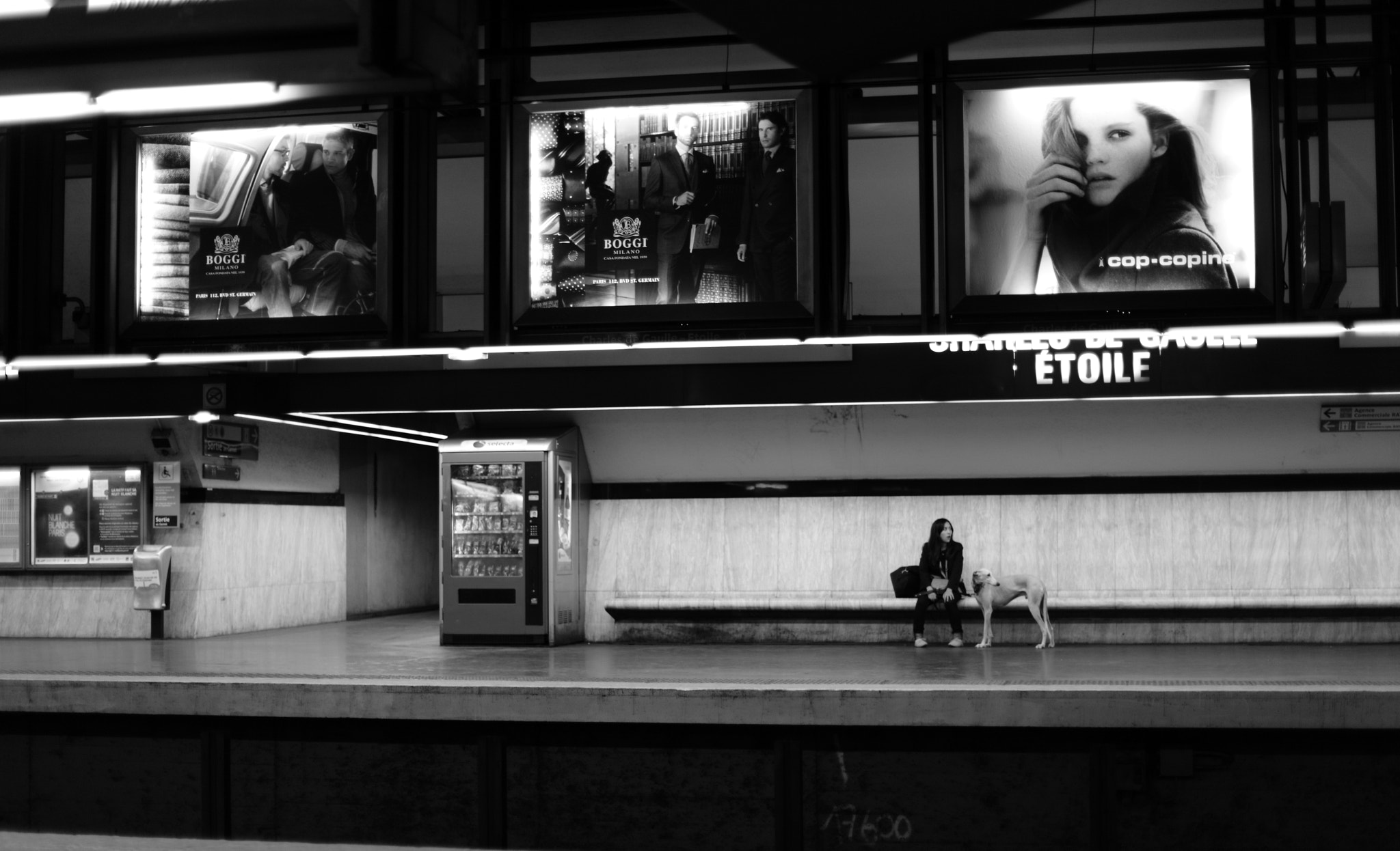 Photograph Urban Loneliness by Adnane Mouhyi on 500px