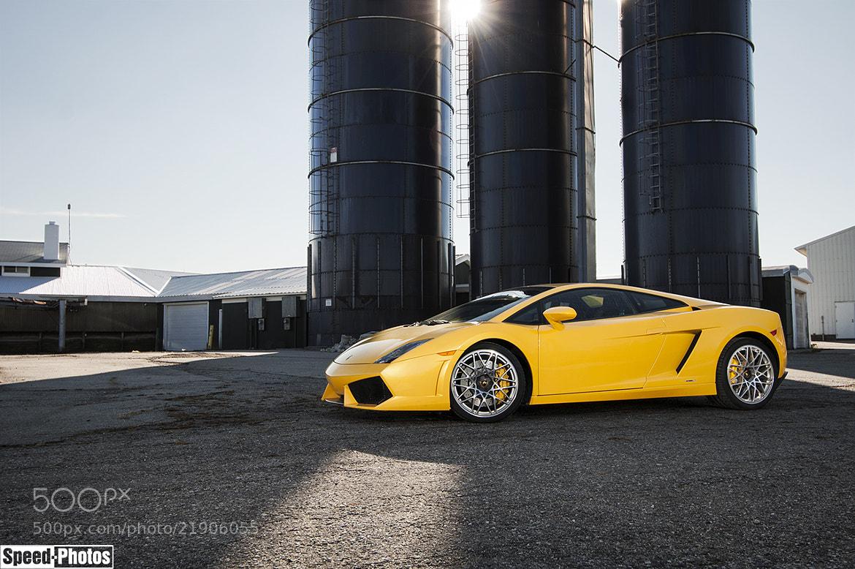 Photograph Lamborghini LP560-4 by Nathan Leach-Proffer on 500px