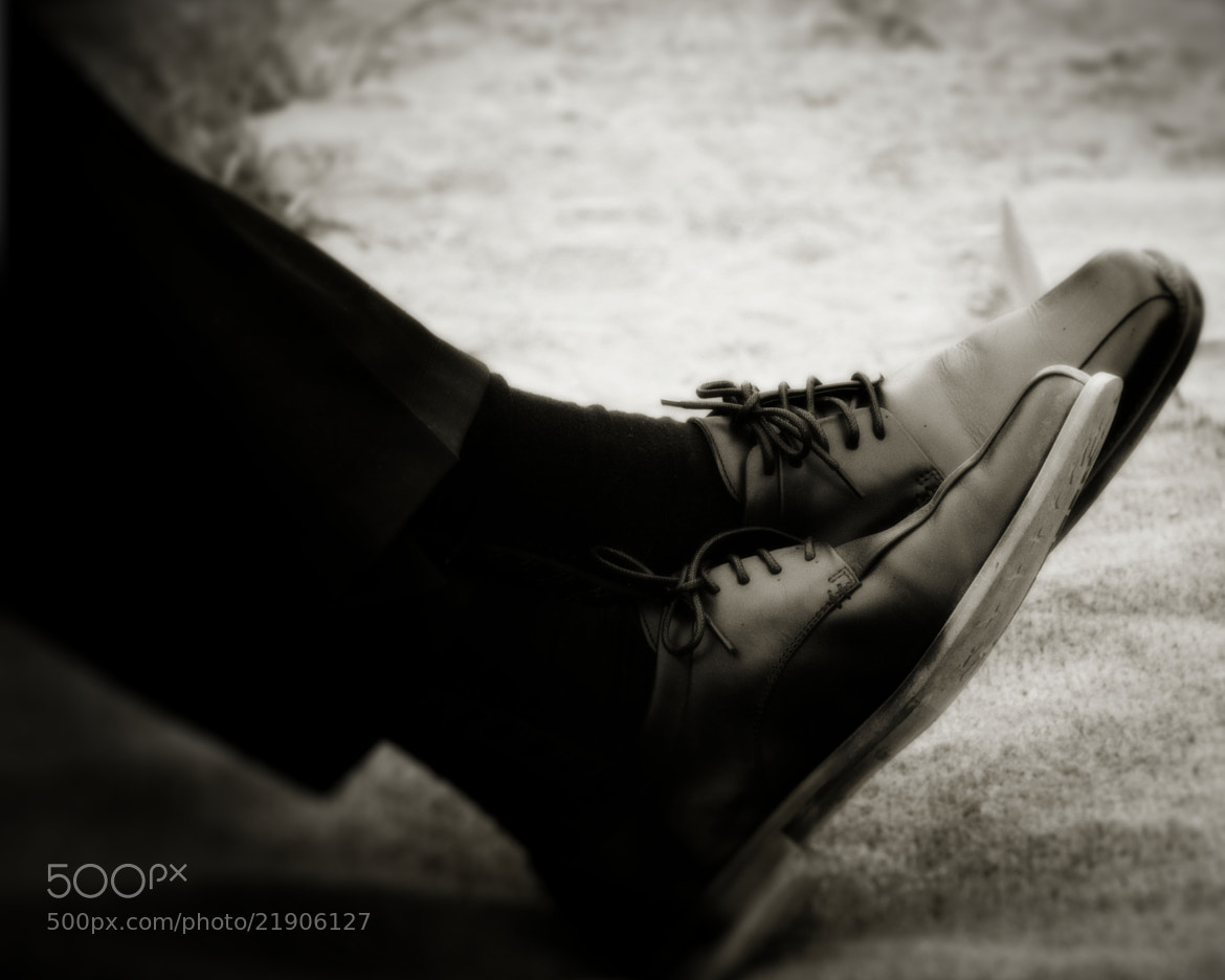 Photograph Shoes in Mourning by Kindra Martinenko on 500px