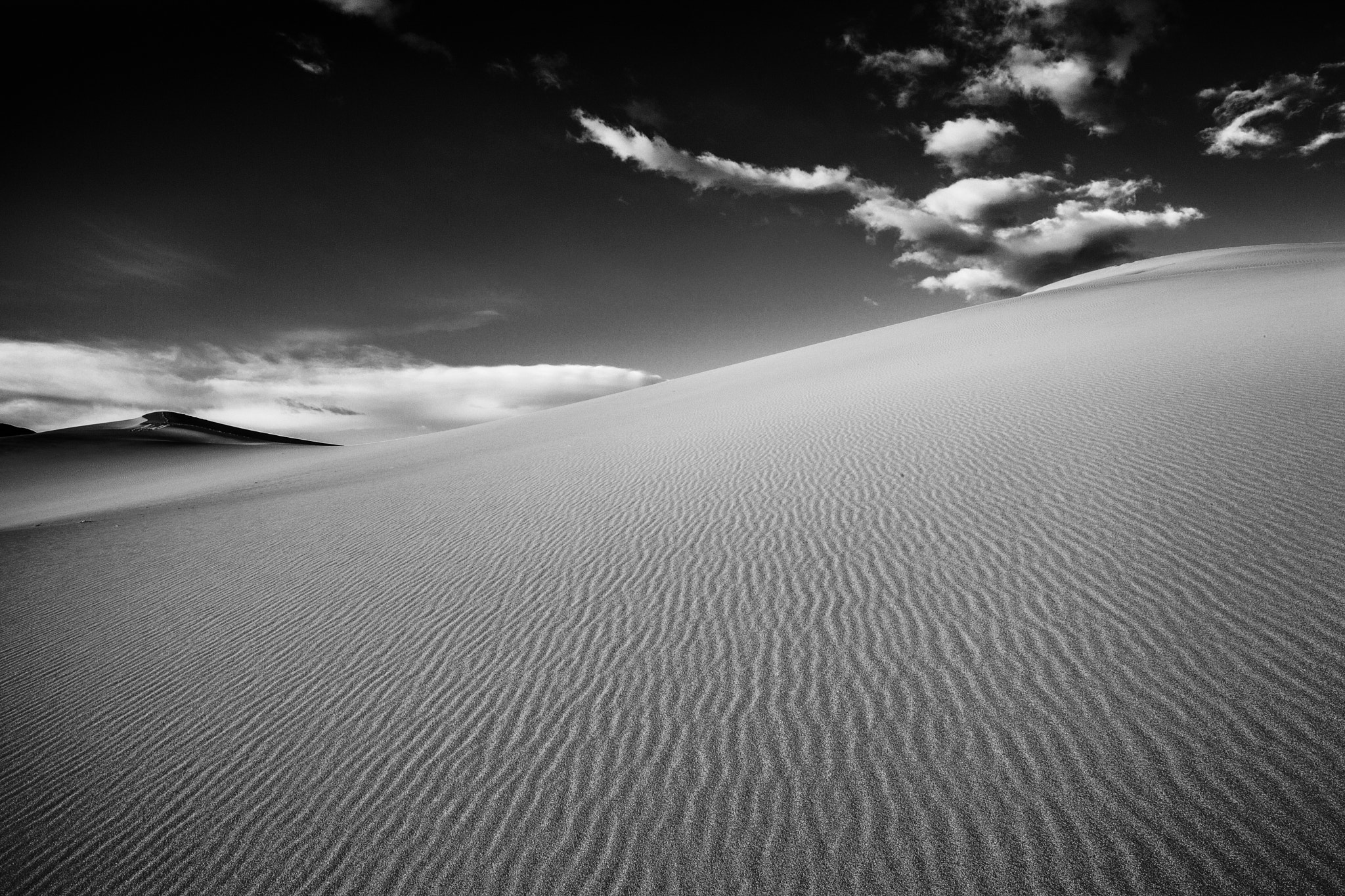 Photograph Death Valley Dunes by Jason Moskowitz on 500px