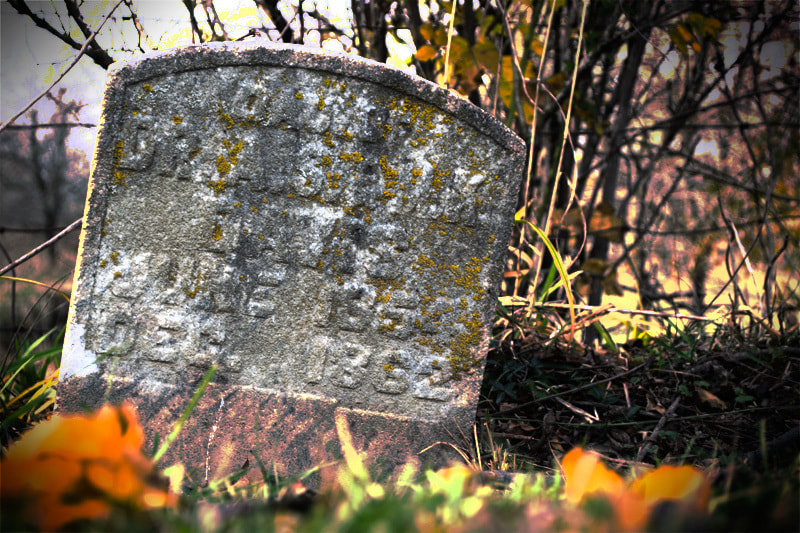 Photograph Old Tombstone by Colby Smith on 500px