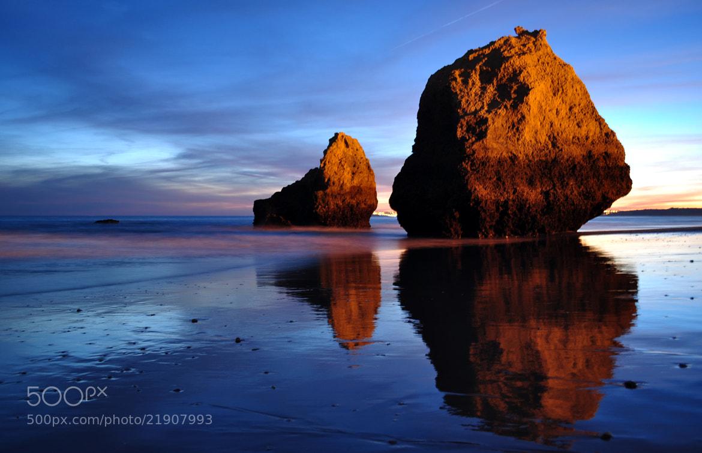 Photograph Rocks and sea by José Eusébio on 500px