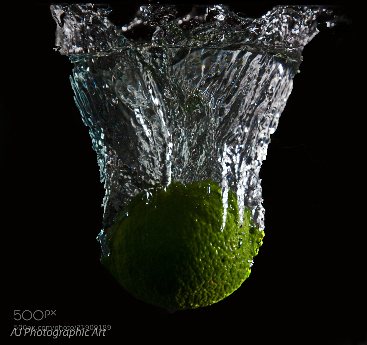 "Photograph ""Frozen in Lime"" by John Hoey on 500px"