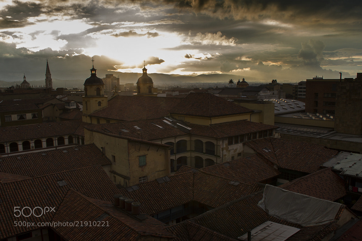 Photograph La Candelaria by dmcasadiego on 500px