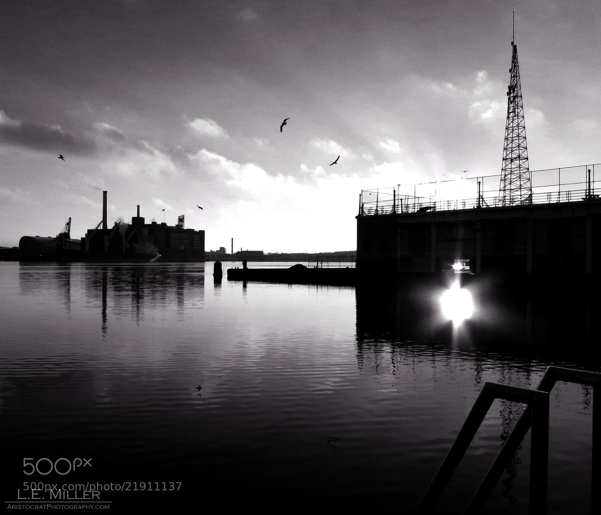 Photograph Fells Point, MD by L.E. Miller on 500px