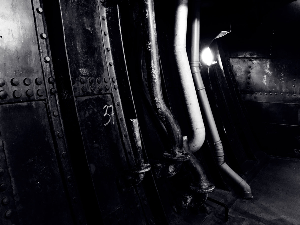 Bowels of Nomadic by Adam Caudill on 500px.com