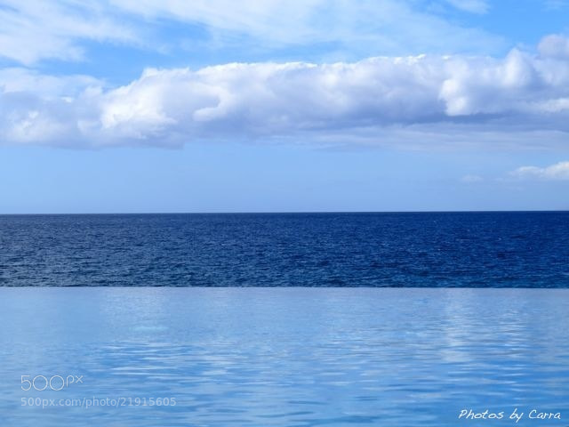 Photograph Maui sea by Carra Riley on 500px