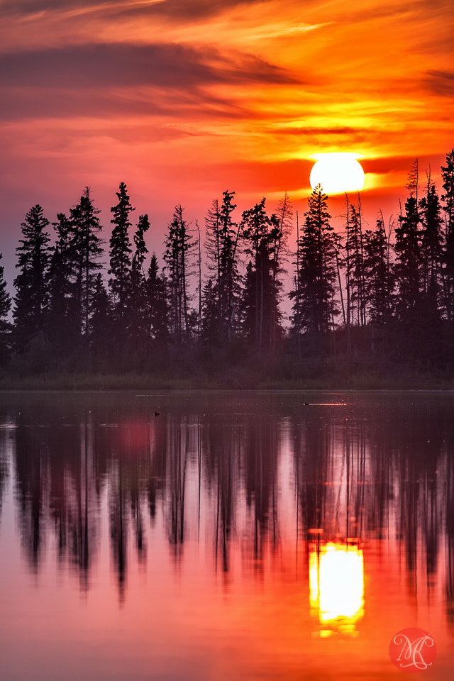 Photograph Almost sunset by Kasia Sokulska on 500px