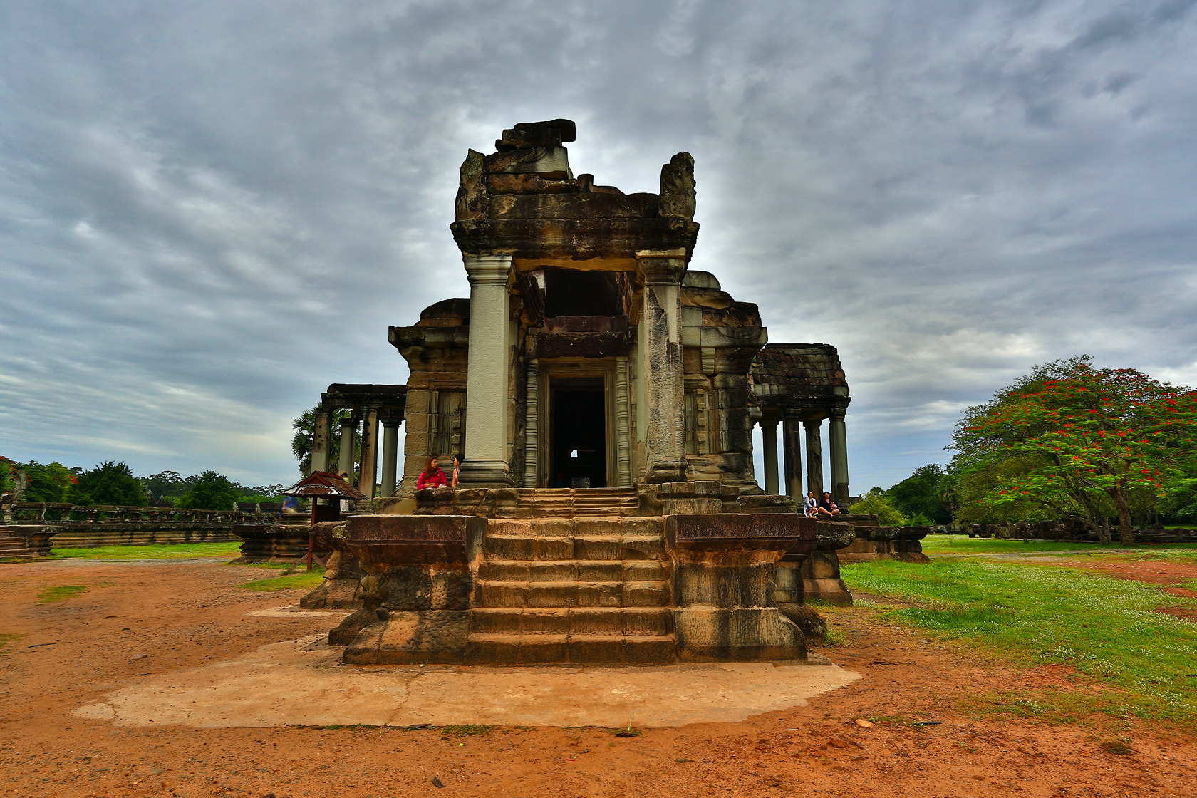 Photograph Angkor Wat by Amarchand Suddapalli on 500px