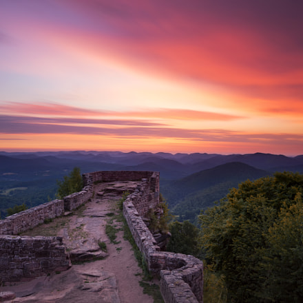 Wegelnburg Sunrise