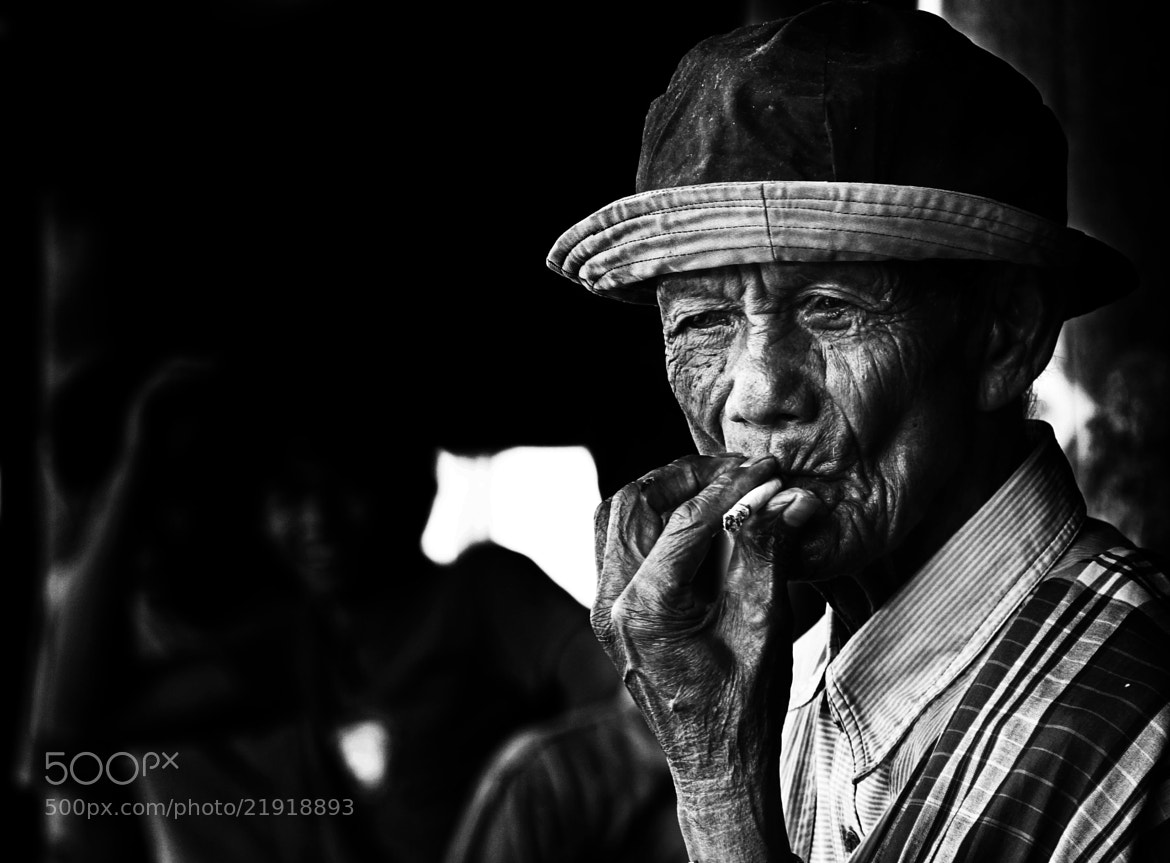 Photograph smoker by Muhammad Iqbal on 500px