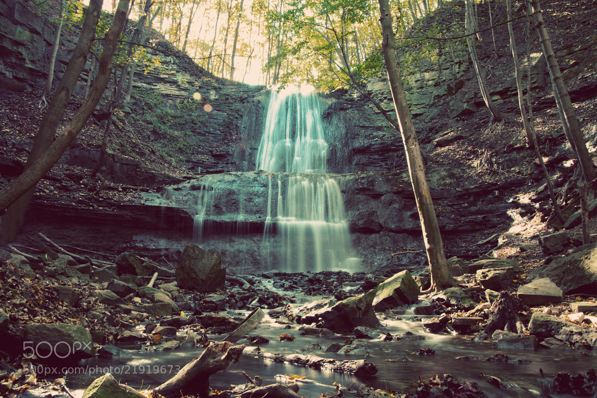 Photograph Shermans Fall by Ryan Ceshan on 500px