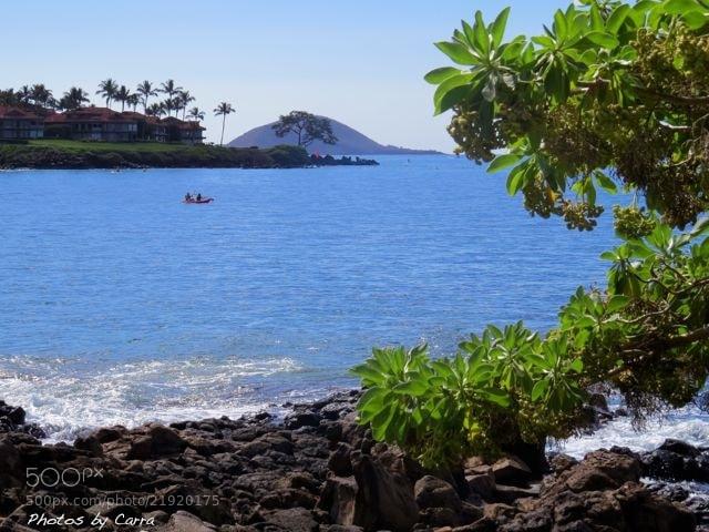 Photograph Wailea Bay by Carra Riley on 500px