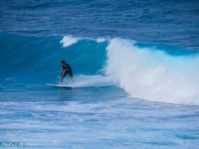 Photograph Surfer by Carra Riley on 500px