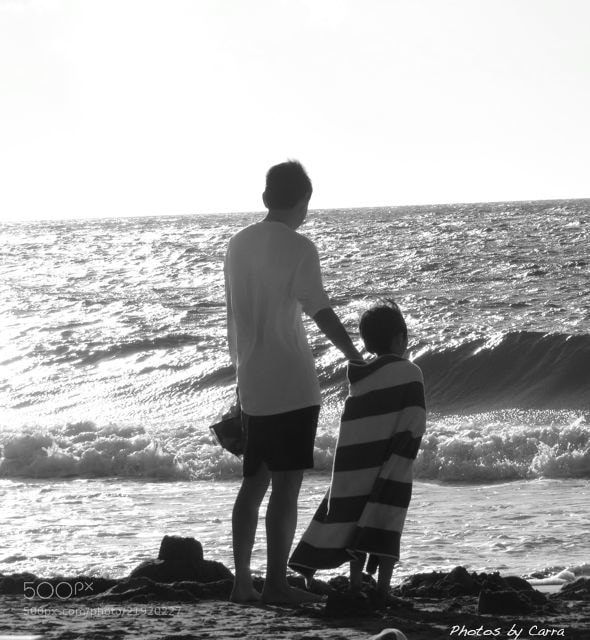 Photograph Father love by Carra Riley on 500px