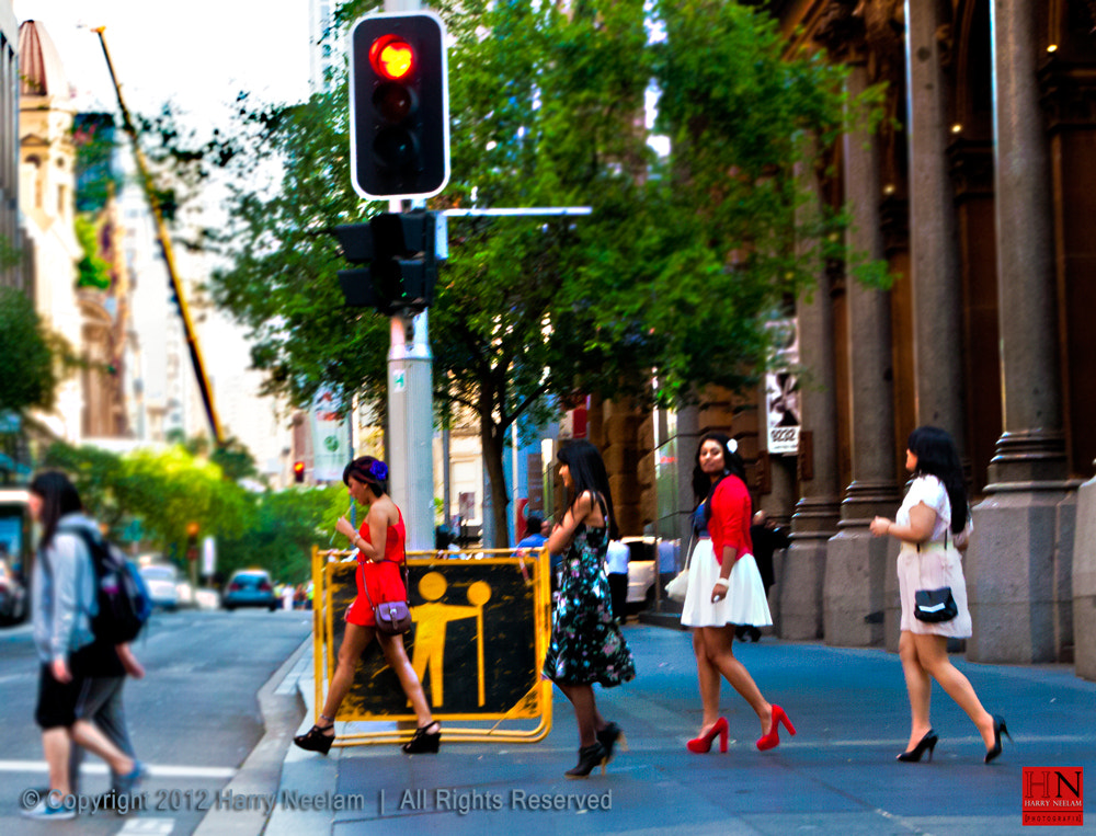 Photograph Abbey Rd - Pitt St. Sydney by Harry Neelam on 500px