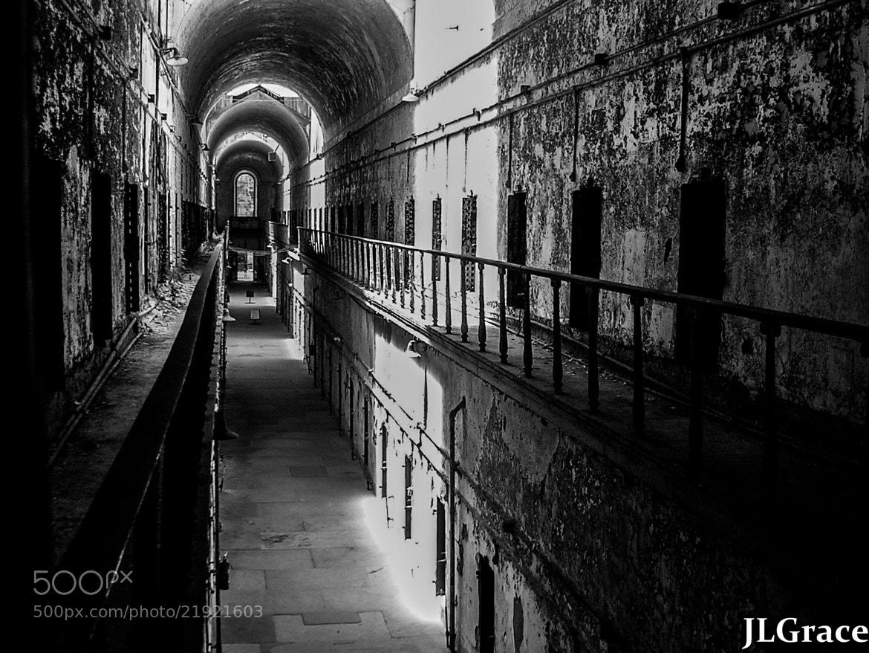 Photograph Prison Halls by Janis Grace on 500px