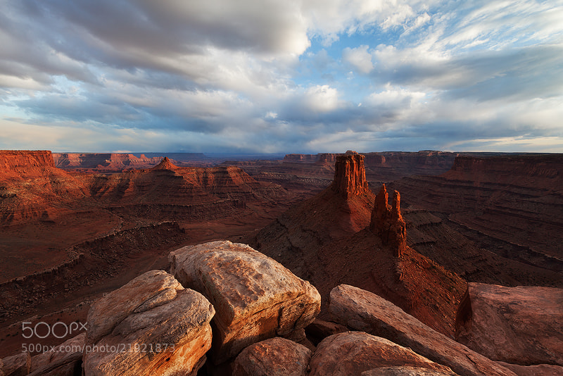 Photograph In the Canyonlands by Sarah Marino on 500px
