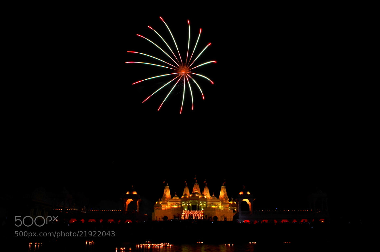Photograph Fireworks - Timed shot  by Senthil Balakrishnan on 500px