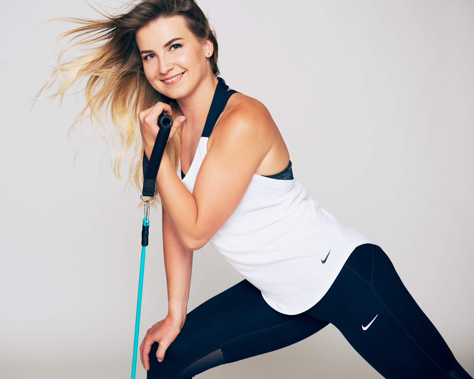 Ilona - Fitness Branding