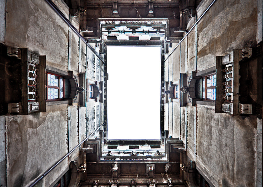 Photograph Courtyard by Joseph Fronteras on 500px