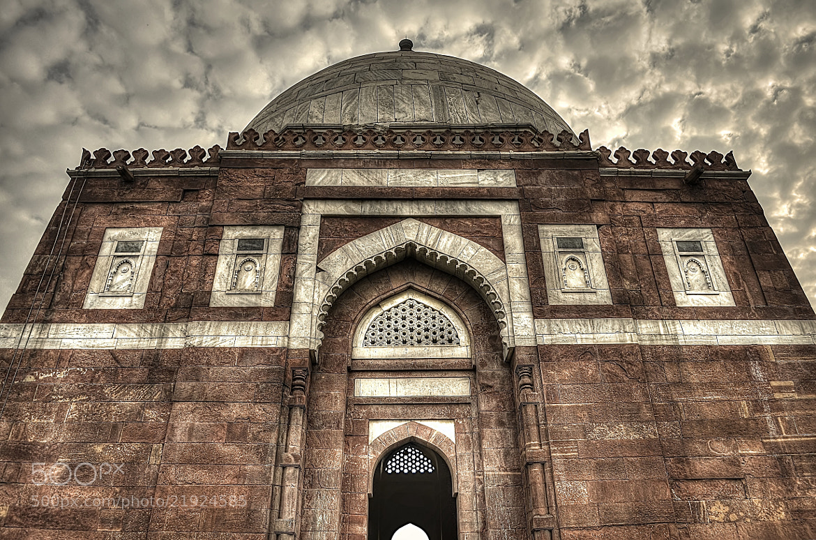 Photograph The Tomb by Mehdi Riaz on 500px