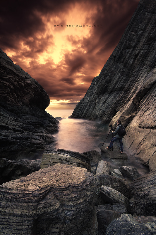 Photograph Facing the End by Nuno Mota on 500px