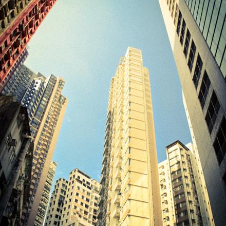 Piece of Sky in Hong Kong III