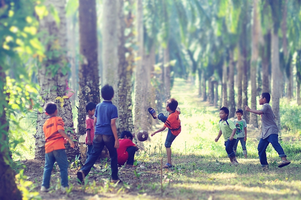 Photograph just play by faizal aznan on 500px