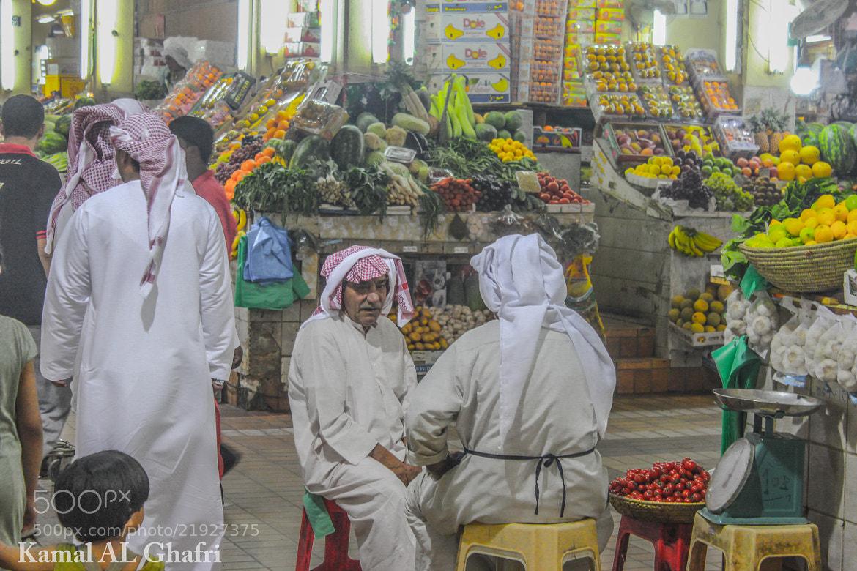 Photograph Al Mubarkia Souq by Kamal AL Ghafri on 500px