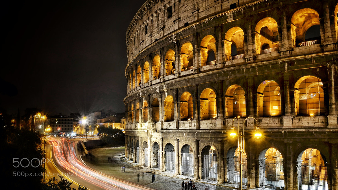 Photograph Rome's Colosseum by Jochen  on 500px