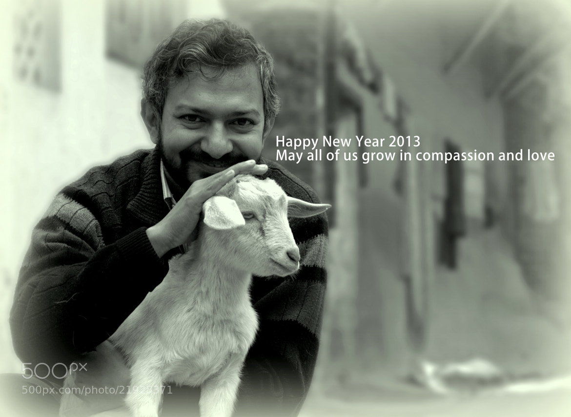 Photograph Happy New Year 2013 :) by Samrat  Mukhopadhyay on 500px