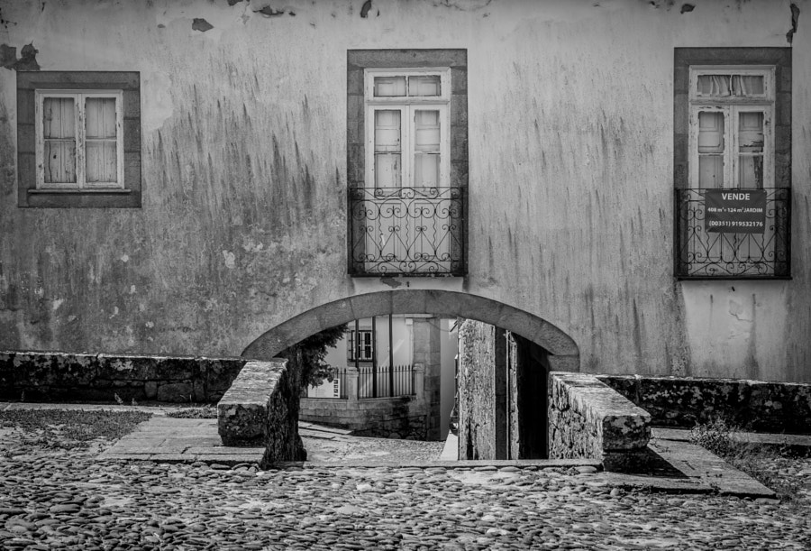 Time goes by in Valença