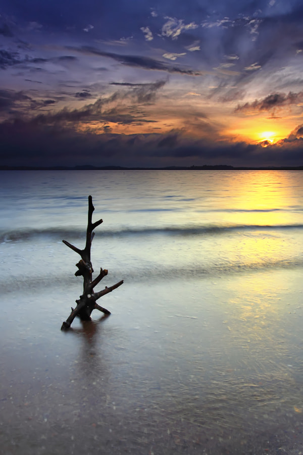 Photograph Sunrise at the end of 2012 by Danis Suma Wijaya on 500px