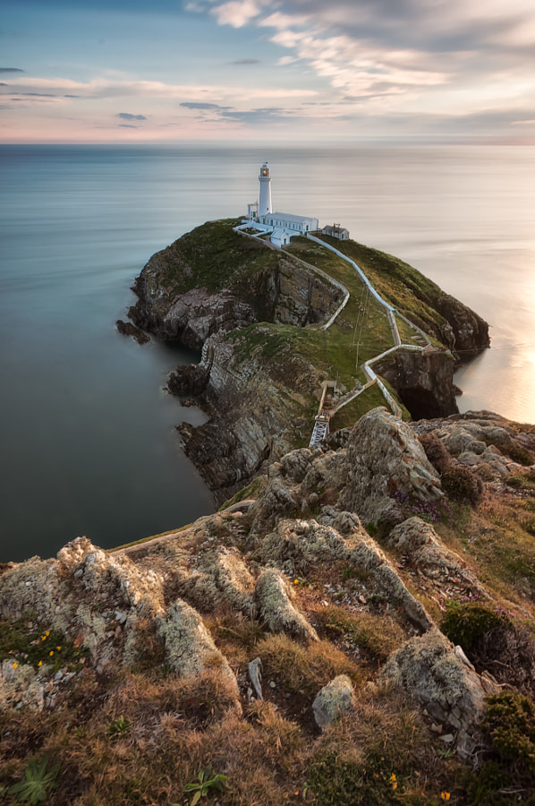 South Stack by Mariusz Talarek on 500px.com