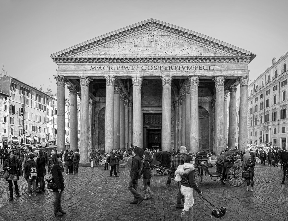 Photograph The Pantheon by Michael Avory on 500px