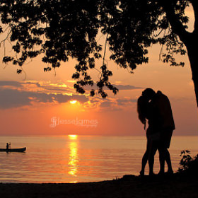 Engagement Sunset by Jesse James Photography (jessejamesphotography)) on 500px.com