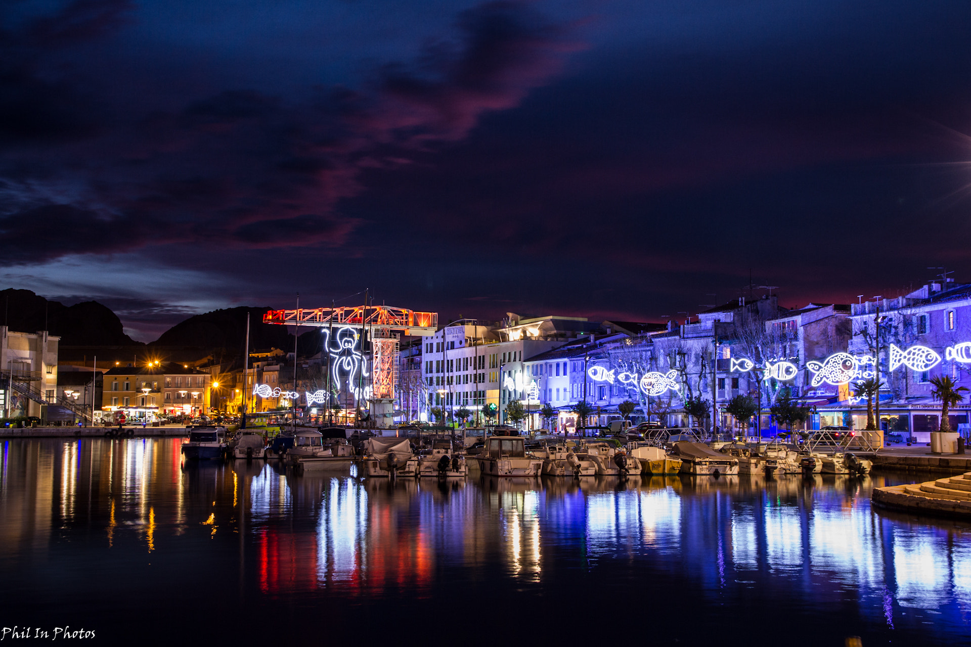 Photograph La Ciotat en Fêtes by Philippe Jacquetin on 500px