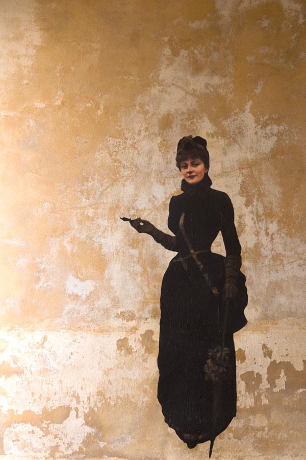 La jolie dame (the pretty lady) de Christine Druesne sur 500px.com