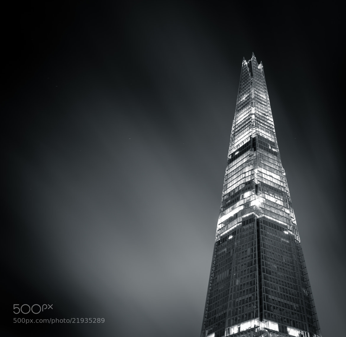 Photograph Shard by .Vulture Labs on 500px