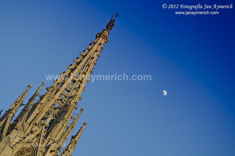 Photograph Pináculo de la Catedral de Barcelona by Jan Aymerich on 500px