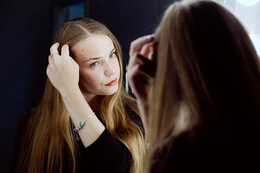 Свет мой зеркальце, скажи... ;)