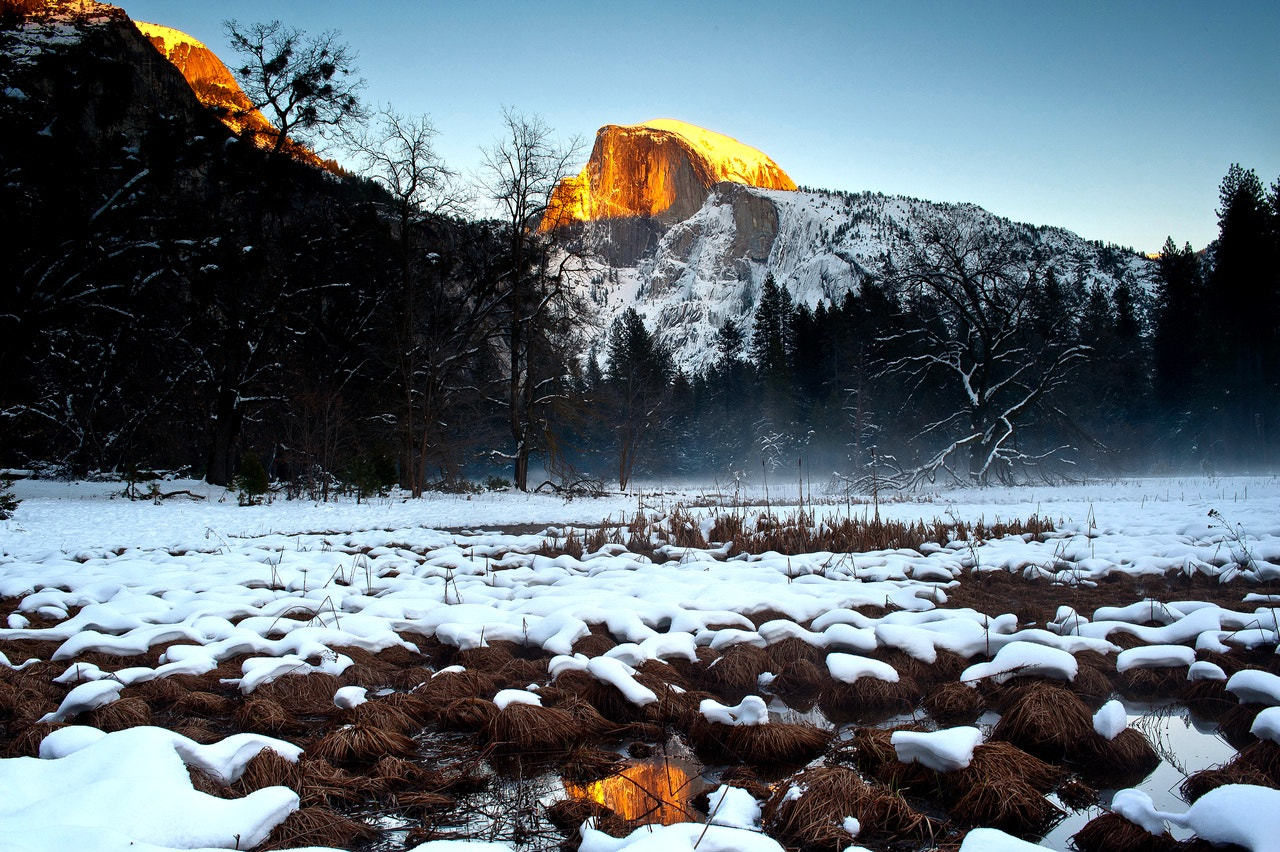 Photograph Winter in Yosemite by Cary T. on 500px