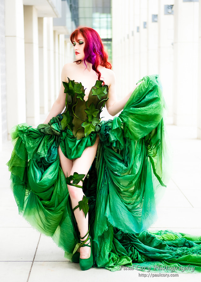 Poison Ivy by Paul Cory on 500px.com