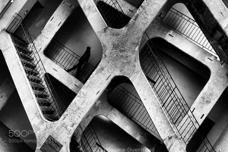 Photograph Homage to M.C Escher by Guillaume GUERITAUD on 500px