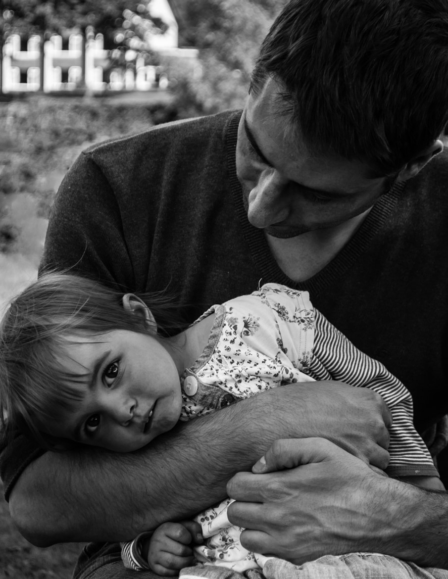 Photograph Father and Daughter by Phil Scarlett on 500px